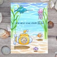Unterwasser mit Gerda Steiner Designs