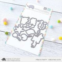 Mama Elephant - Pinata Party