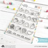 little boo agenda mama elephant