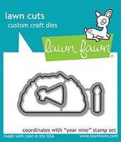 lawn fawn - year nine dies