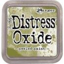 peeled paint - distress oxide ink