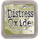 peeled paint - distress oxide ink