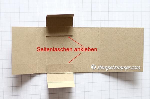Anleitung Smiley-Ziehverpackung