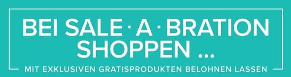 SAB 2018 - shoppen und Gratisprodukte kassieren