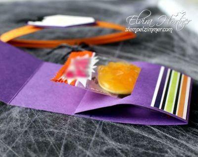 Last Minute Verpackung fuer Gummizeugs-Seitenansicht-Halloween-Gummikuerbis-Stampin Up