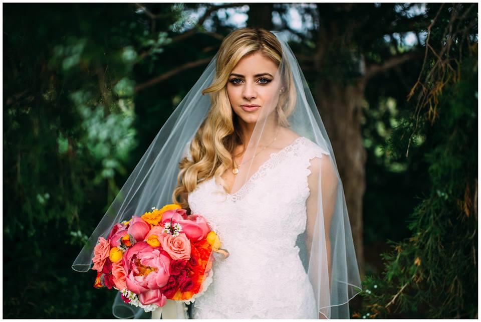 hot bright bride