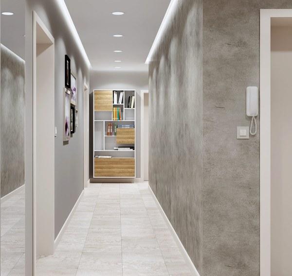 Декоративная штукатурка для внутренней отделки стен ...