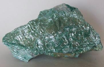 edelstenen en mineralen ruwe fuchsiet
