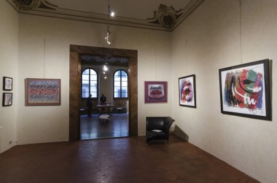 Stengel Collection, Palazzo Rosselli, Florence