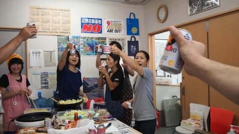 夏祭り2016_調理班