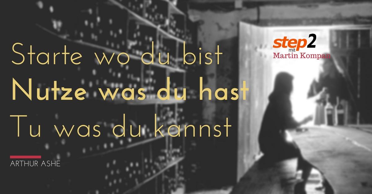 starte-wo-du-bist