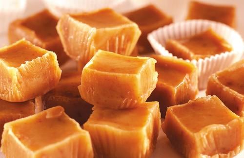 Yummy caramel!
