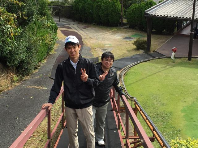 STEPBYSTEPゴルフレッスン大阪のラウンドレッスン