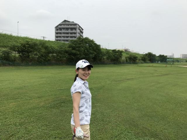 淀川ゴルフのラウンドレッスン