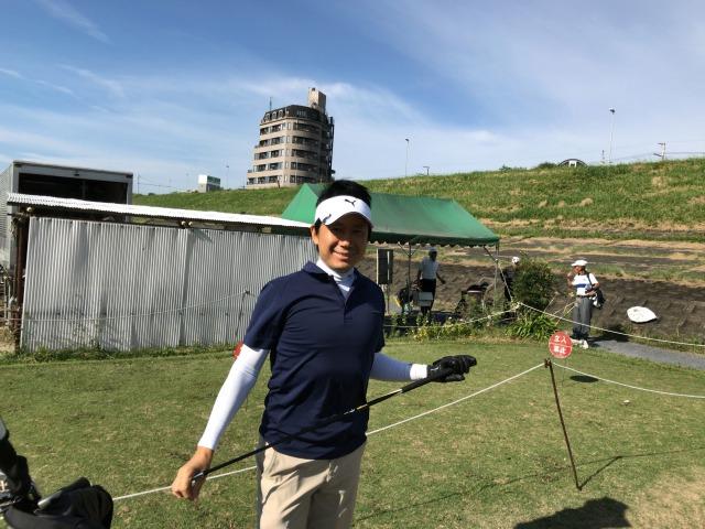 ゴルフスクール大阪のラウンドレッスン
