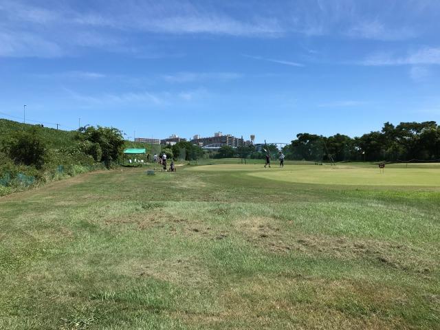 真夏のラウンドレッスンIN淀川ゴルフ