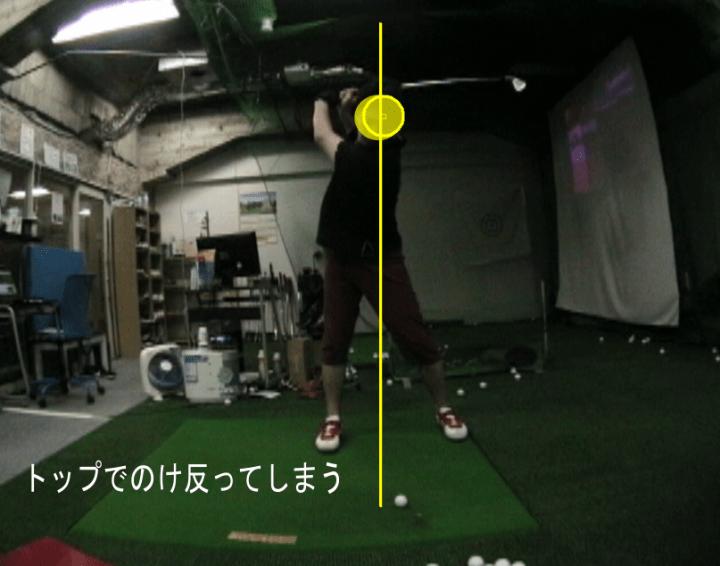 初心者ゴルファーの正しいアドレスの傾き方(アイアン編)