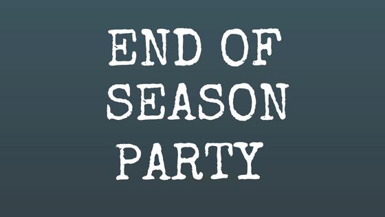 End of Season Party @Kaarina