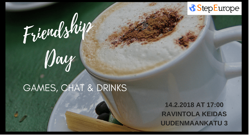 Friendship Day Coffee 14.2.2018