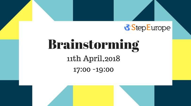 Brainstorming 11.4 5PM