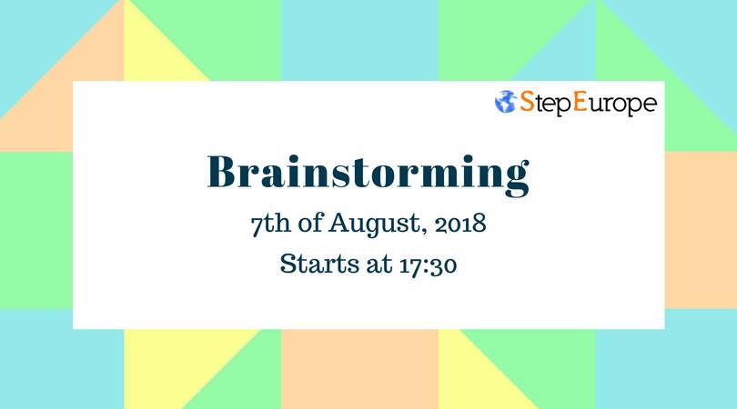 Brainstorming 7.8