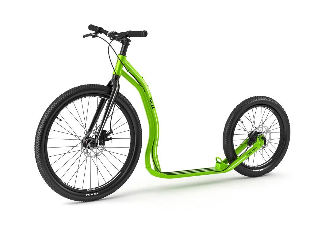 Yedoo Trexx disc green