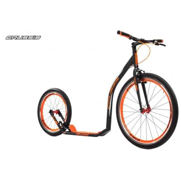 Crussis Urban 4.3 Black/Orange