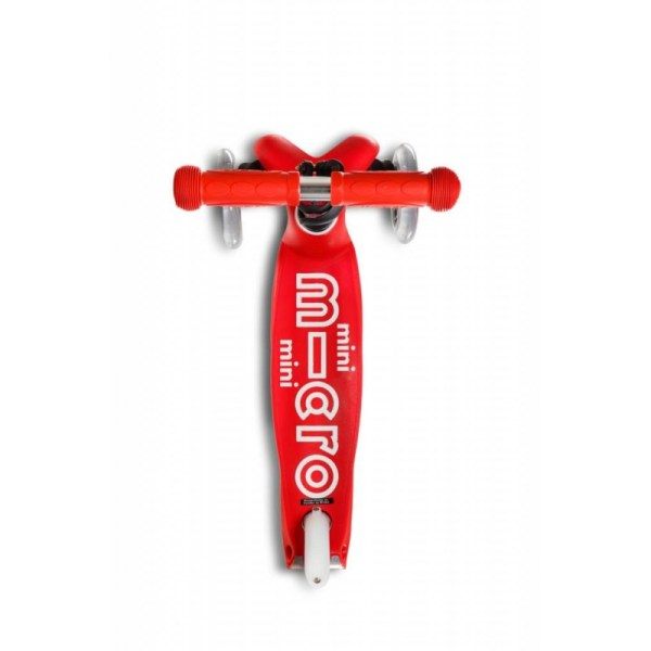 Mico Mini Deluxe LED Red