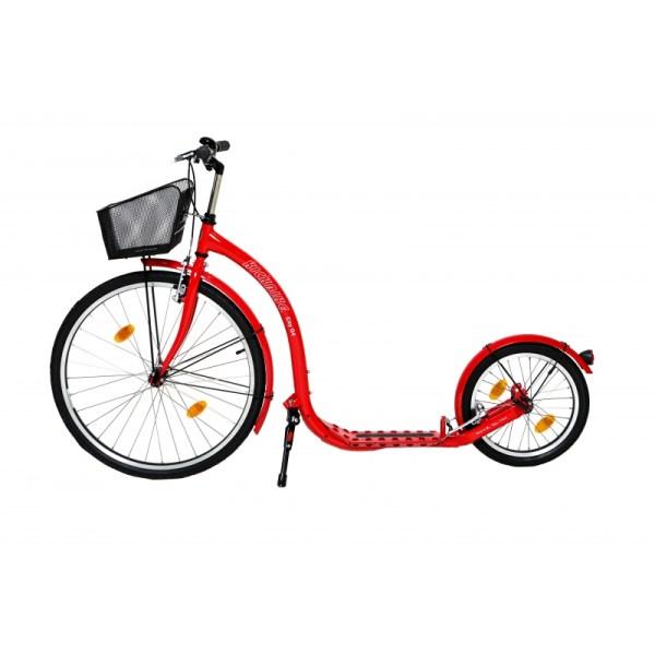 Kickbike city G4 rood