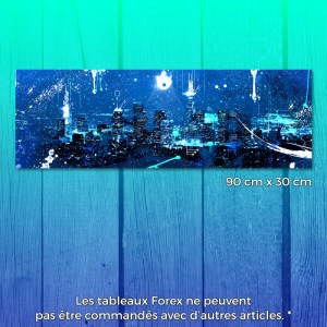 Blue City - Tableau FOREX