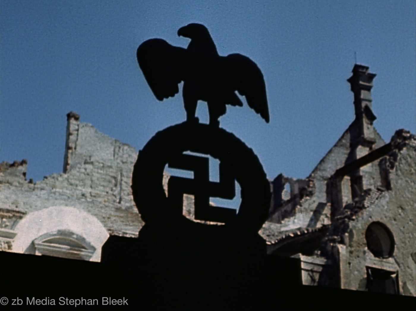 München 1945 Feldherrnhalle