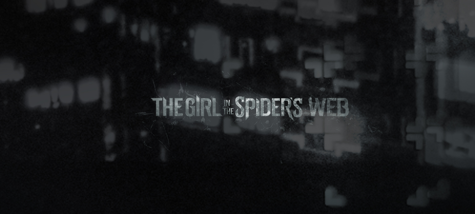 Girl in the spider web