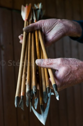 Le choix est vaste. Hector propose des pointes de flèches classiques si l'on peut dire telle la célèbre Bodkin utilisée pendant la guerre de cent an. Et aussi des pièces plus singulières comme les pointes de flèches romaines.
