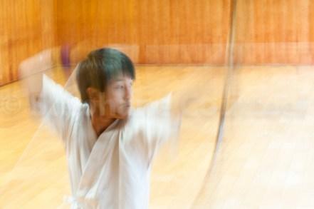 Hikiwake c'est la phase d'alignement et tension intermédiaire.
