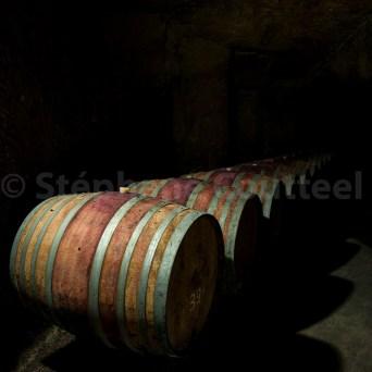 Clair obscur de barriques - Cave a Chinon