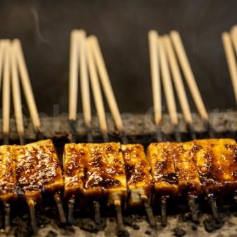 Brochettes de tofu - Iga - Japon