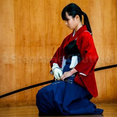 Seiza Kyudo