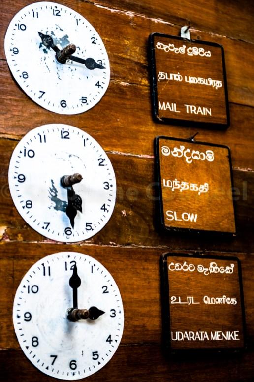 Slow train 5.30 pm