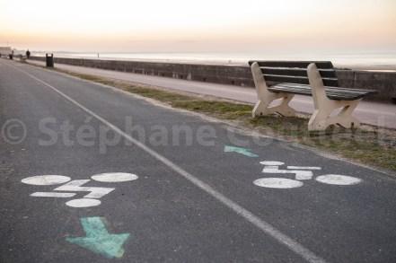 En attendant le vélo