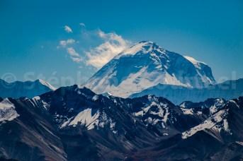 Eau précieuse et menaçante des glaciers