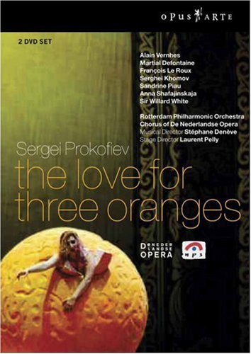 PROKOFIEV: The Love for Three Oranges (DVD)