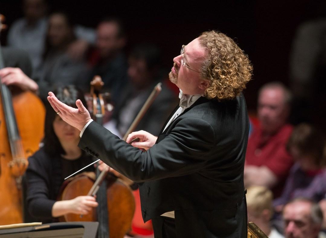 The Philadelphia Orchestra, 16 April 2015 - Photo credit: Jessica Griffin