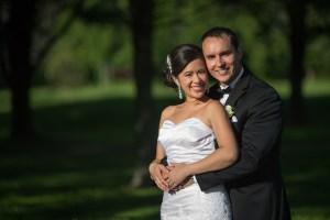 Superbe mariage au club de golf de Boucherville