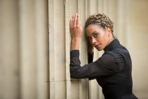 Session lifestyle avec une grande danseuse de ballet