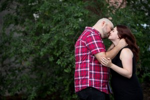 Des fiançailles dans le Vieux-Montréal