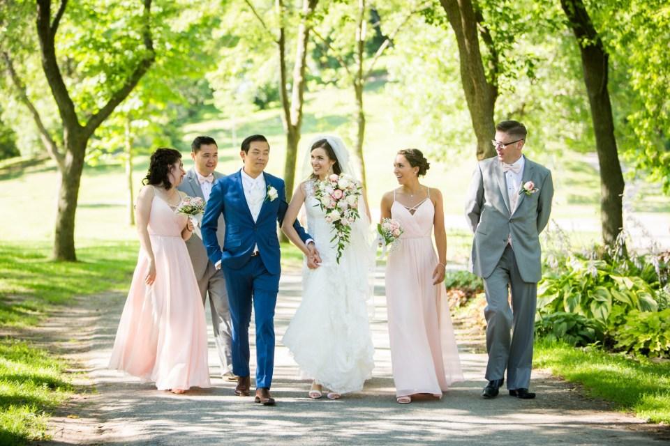 Mariage inoubliable à l'Embassy Plaza de Laval