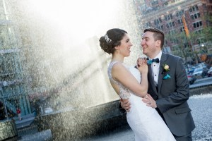 Un mariage intime dans le Vieux-Montréal à l'InterContinental par Stéphane Lemieux photographe de mariage