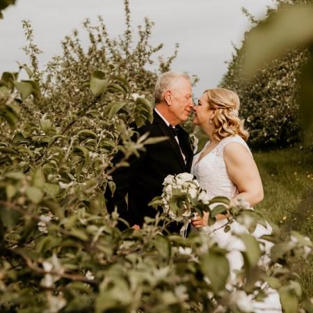 Mariage mémorable à la Champenoise