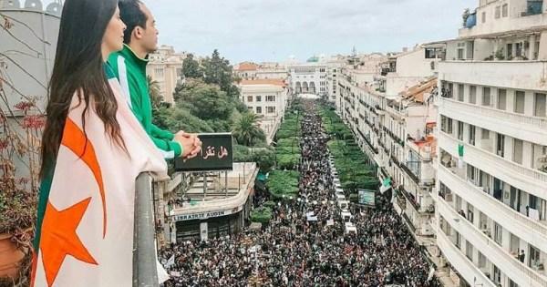 Photo femmes algériennes 8 mars