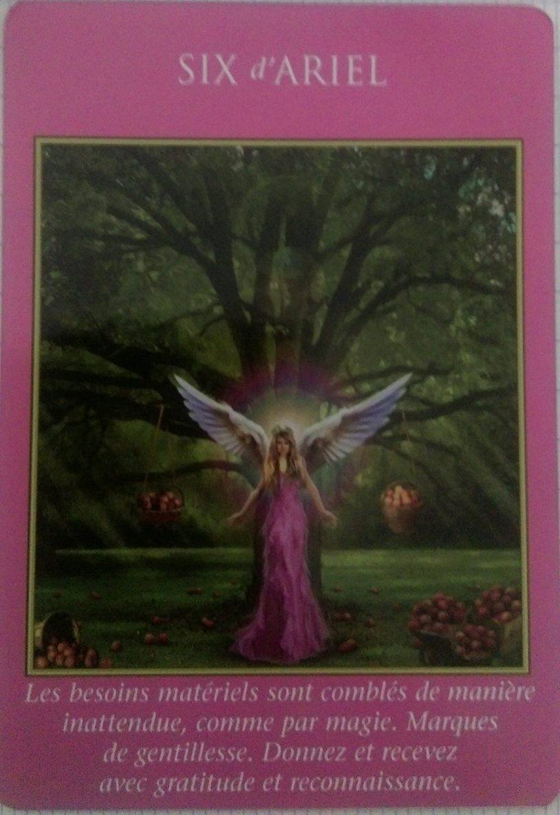 05-06 d'Ariel - Le Tarot des Archanges Doreen Virutue